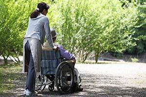 専門的配慮を持って行なう介護サービス